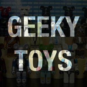 Awesome Geeky Toy Ideas image