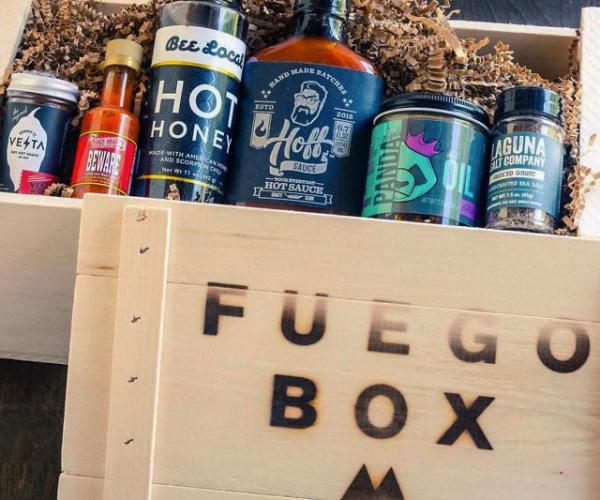Hot Sauce Subscription Box
